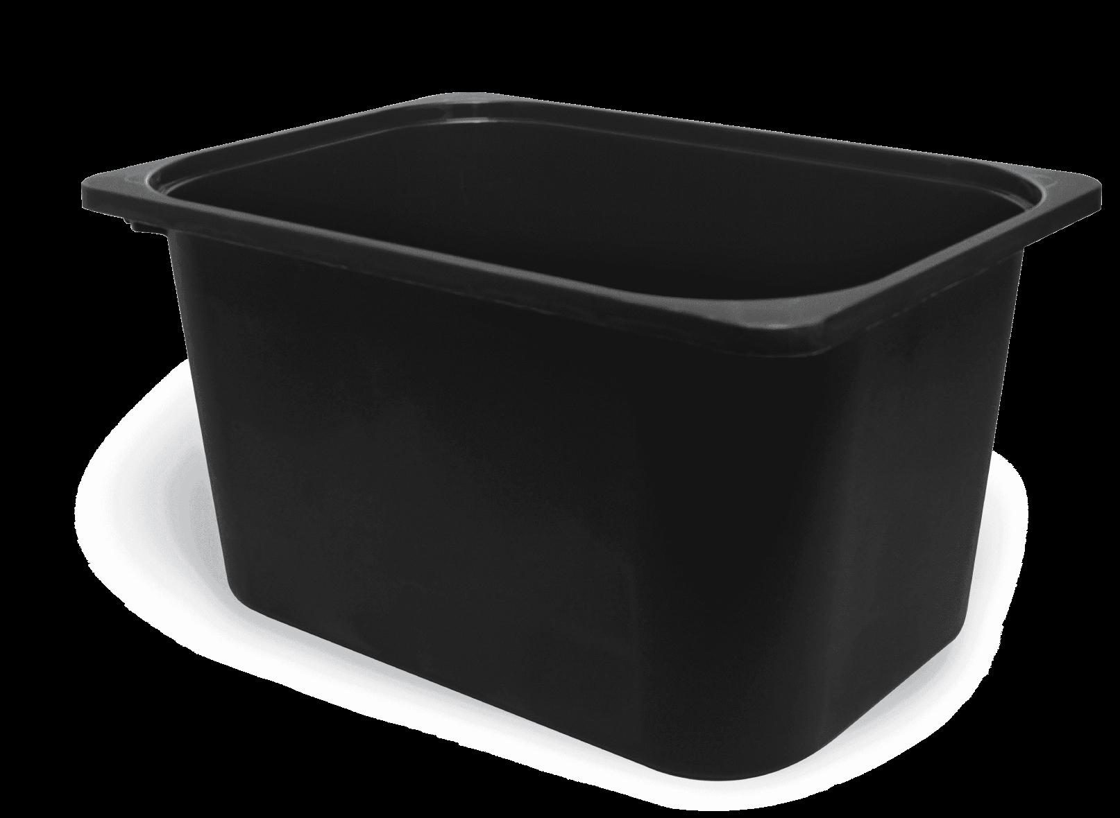 Saklama Kutusu Siyah 42x30x23