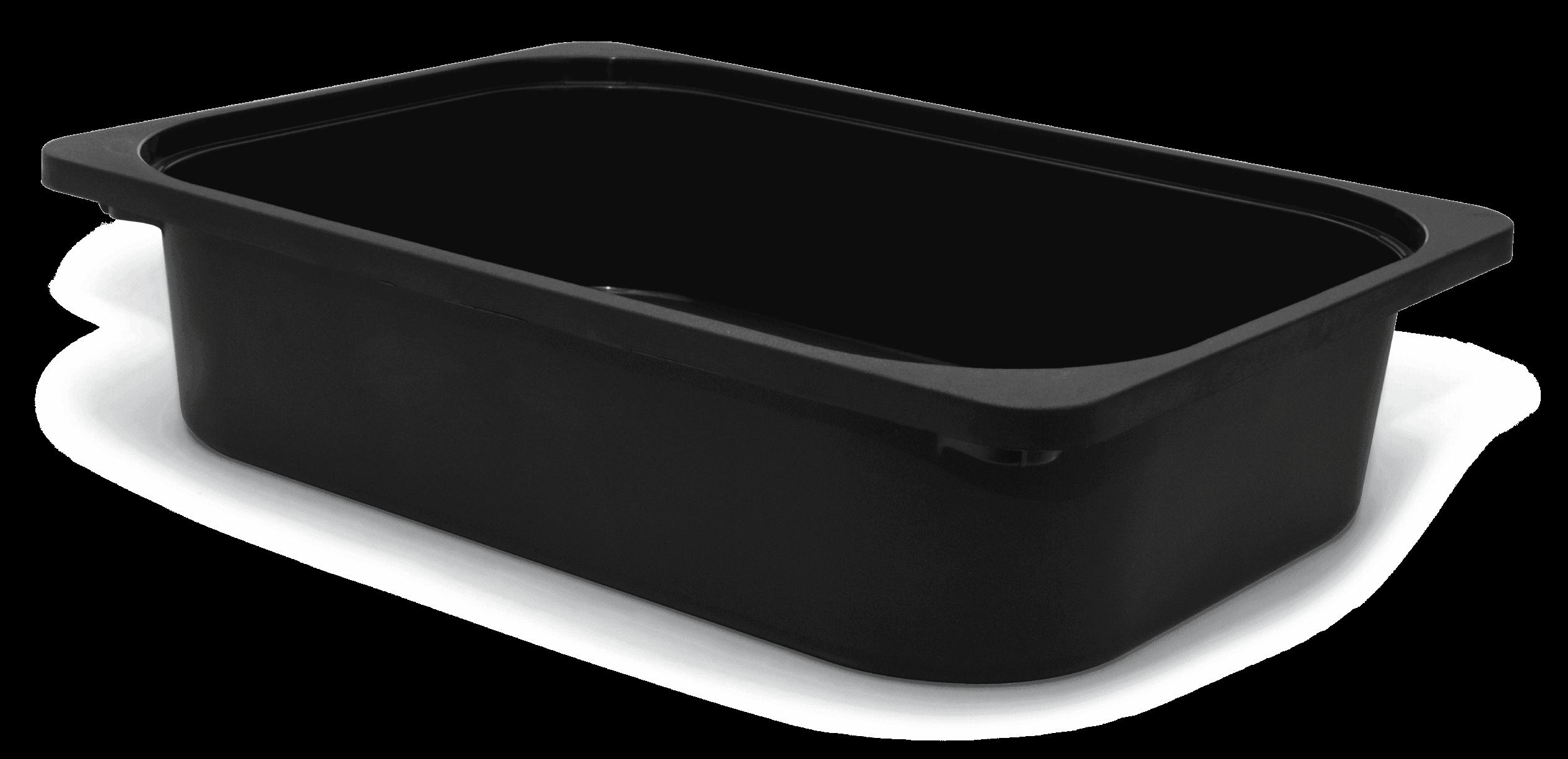 Saklama Kutusu Siyah 42x30x10
